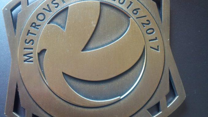 Mistrovská medaile 2017