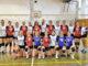 Volejbalistiky TJ Bižuterie v Rumburku